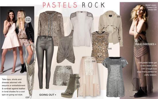 Pastels Rock