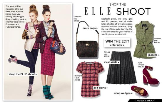 The Elle Edit