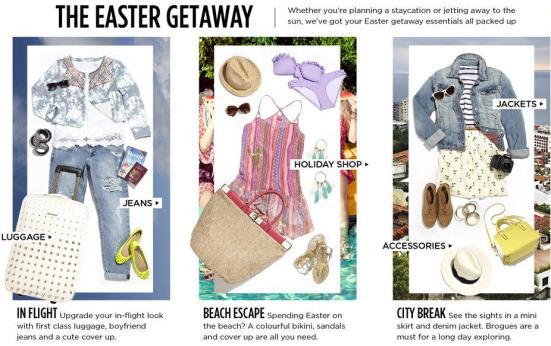 The Easter Getaway